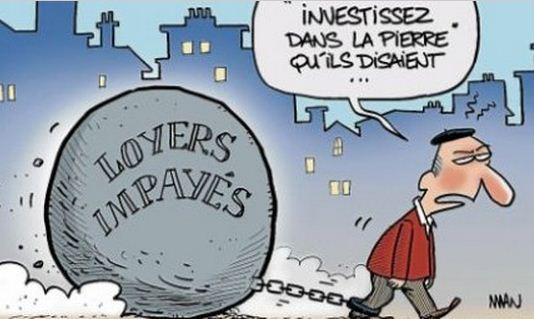 se prémunir des risques liés aux loyers impayés